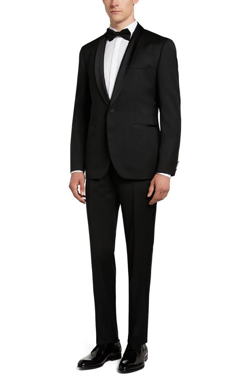 The Best High Street Groomswear For The Perfect Style - Hugo Boss | CHWV
