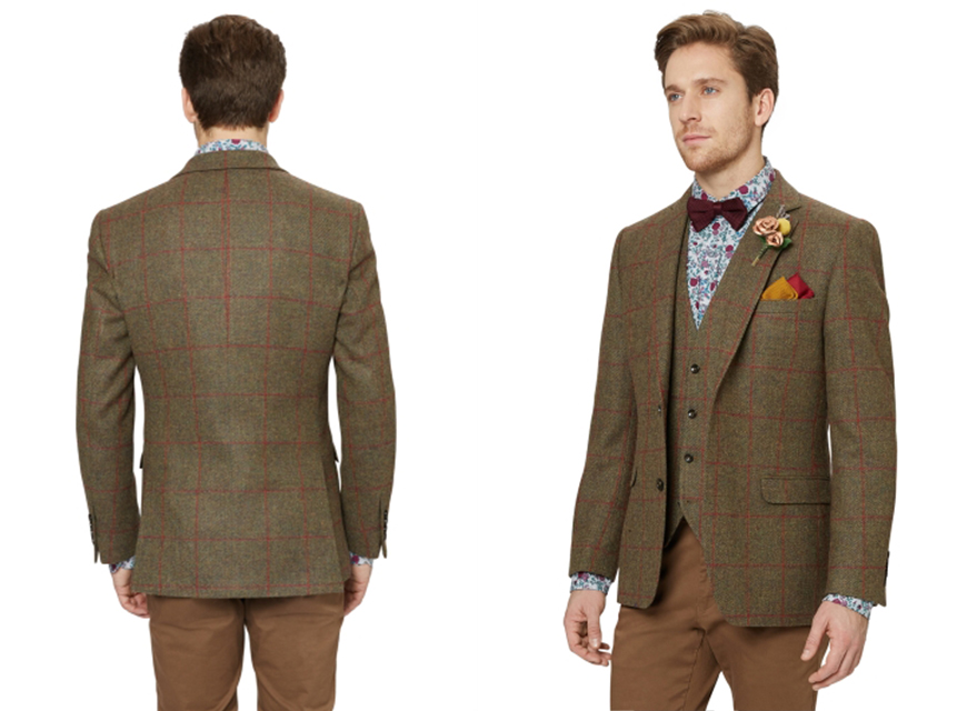 The Best High Street Groomswear For The Perfect Style - Moss Bros. | CHWV