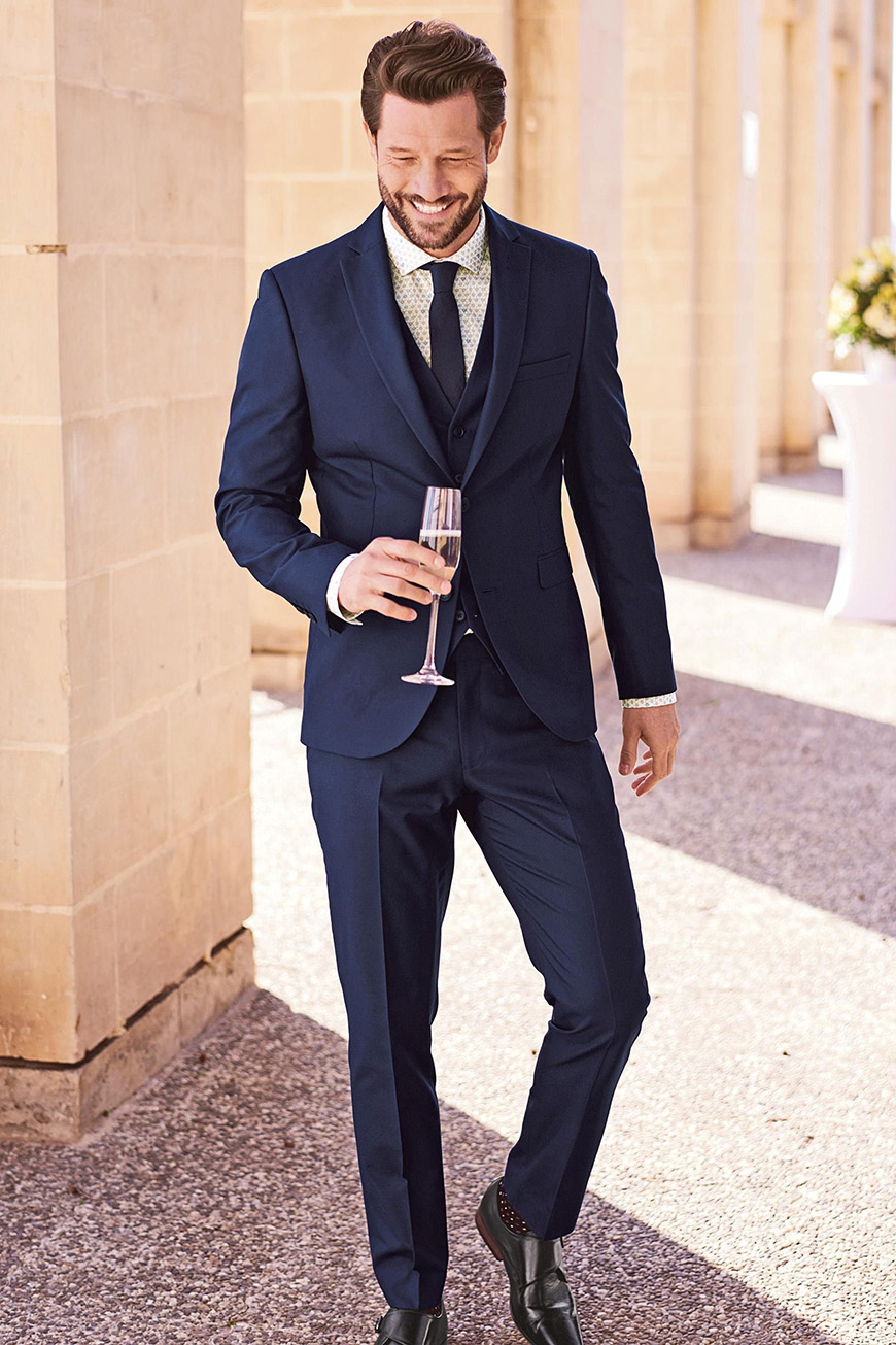 The Best High Street Groomswear For The Perfect Style - Next | CHWV