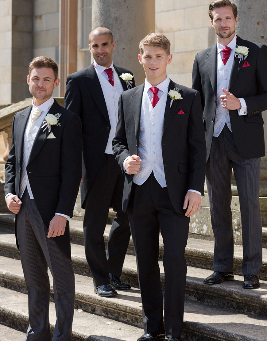 The Best High Street Groomswear For The Perfect Style - Slaters | CHWV