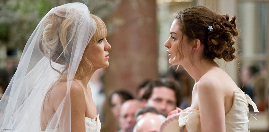 10 of the best movie weddings - Bride Wars | CHWV