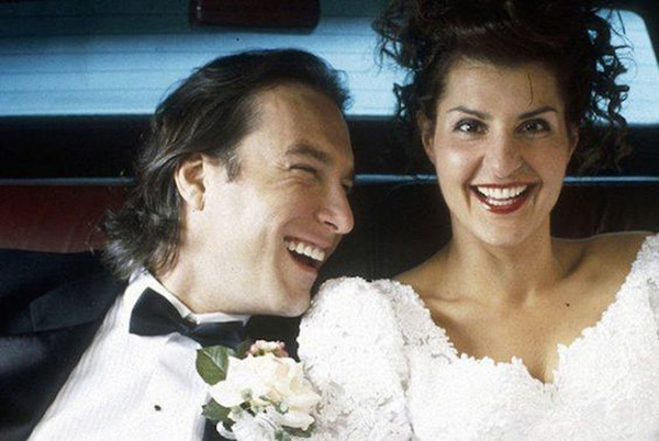 10 of the best movie weddings - My Big Fat Greek Wedding | CHWV