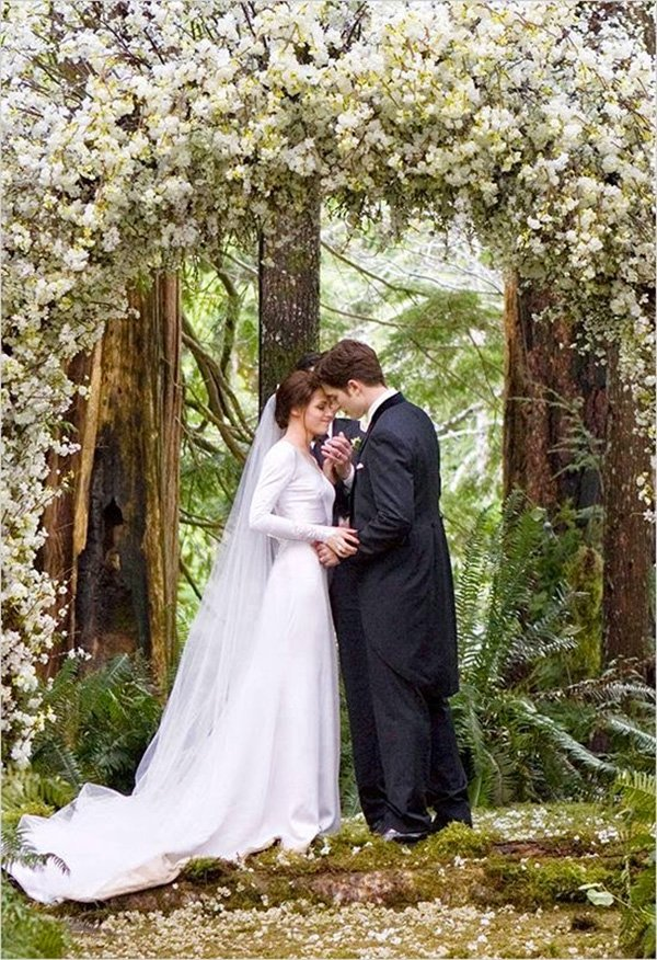 10 of the best movie weddings - Twilight | CHWV