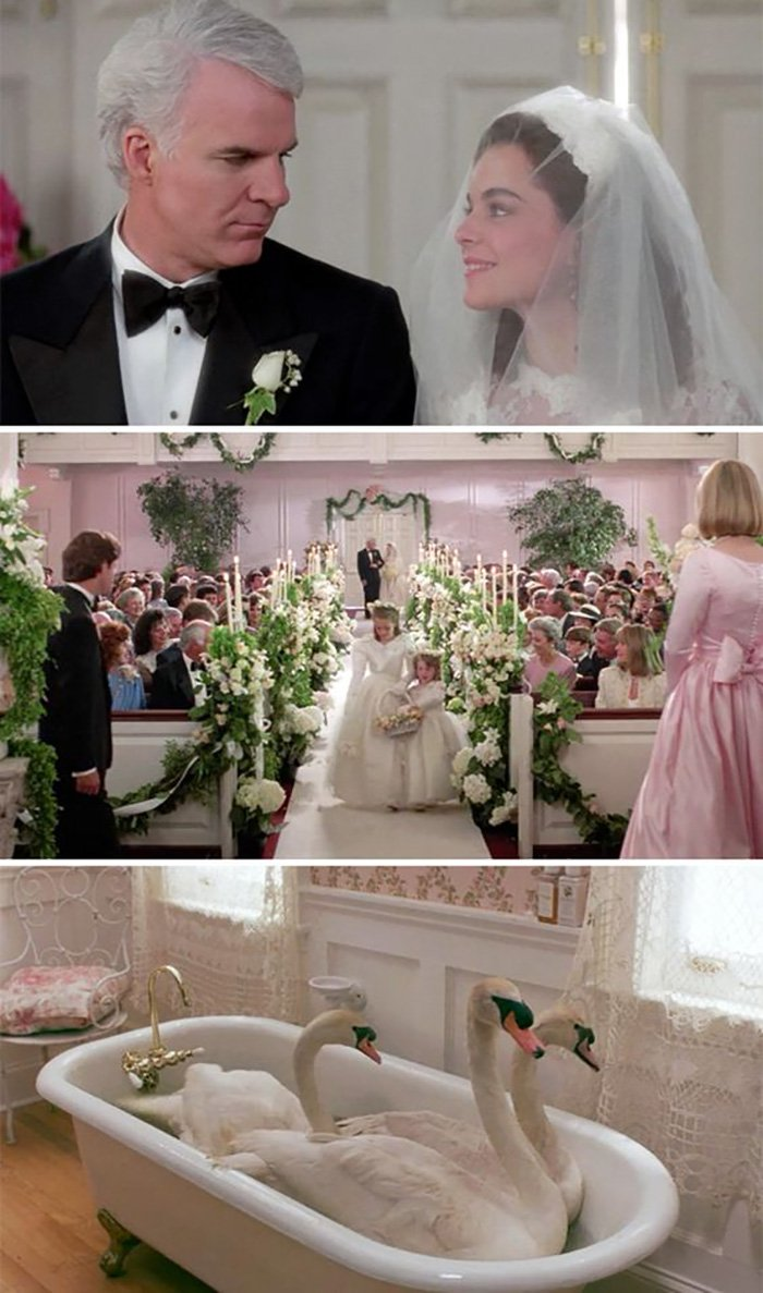 10 of the best movie weddings - Father of the Bride | CHWV