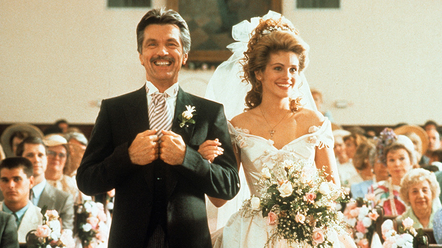 10 of the best movie weddings - Steel Magnolias | CHWV