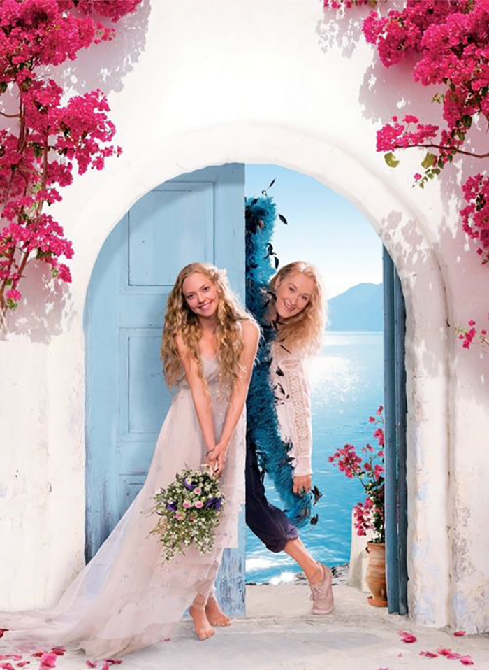 10 of the best movie weddings - Mamma Mia | CHWV