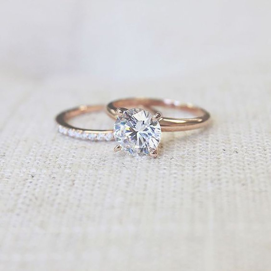 Our pick of the Best Engagement Rings - The round cut | CHWV