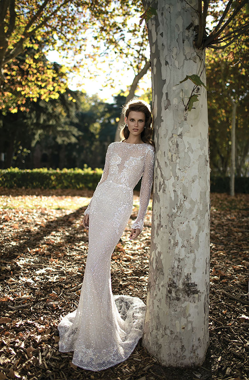 10 of the best winter wedding dresses - Glitz and glamour | CHWV