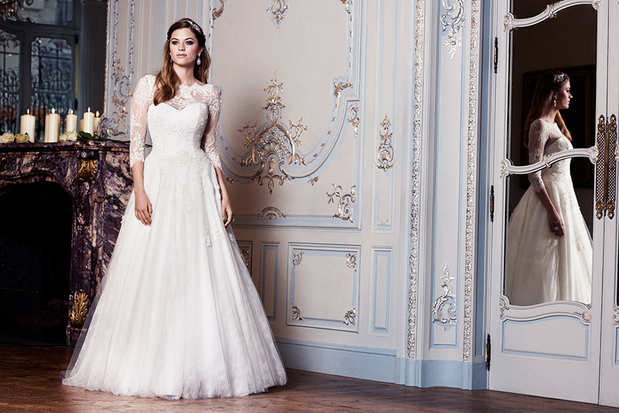 10 of the best winter wedding dresses - A winter's tale | CHWV