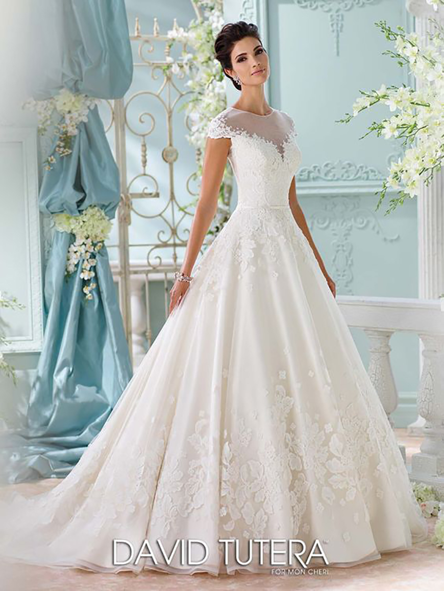 10 Of The Best Winter Wedding Dresses Chwv