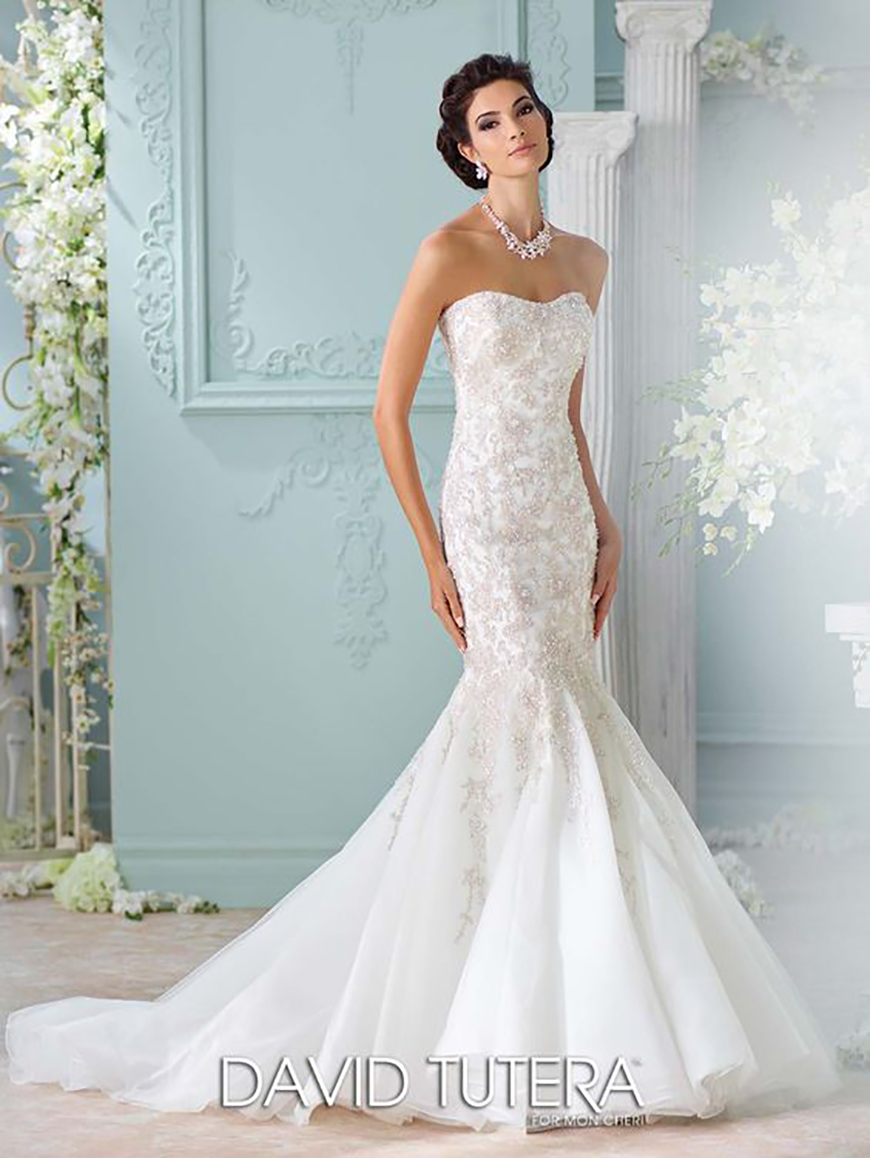 10 Of The Best Winter Wedding Dresses | CHWV