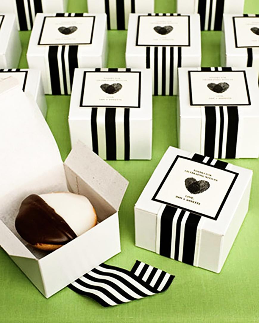 Wedding Ideas by Colour: Black and White Wedding Theme | CHWV