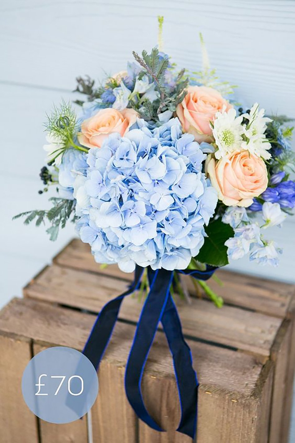 peach and light blue wedding cake blue wedding flowers wedding ideas chwv 18131