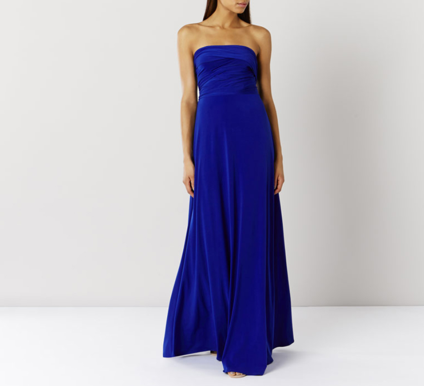 Blue Wedding Dresses | Wedding Ideas By Colour | CHWV