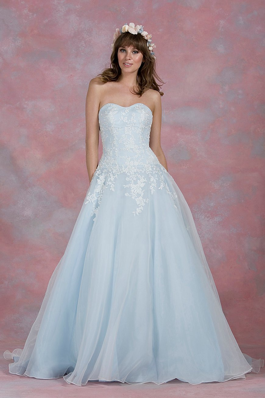 Blue Wedding Dresses  Wedding Ideas By Colour  Chwv. Vintage Wedding Dresses Wholesale. Beach Wedding Dresses New Zealand. Lace Wedding Dress Sweetheart Neckline. Vera Wang Wedding Dresses Prices Australia. Light Blue Wedding Dresses For Sale. Wedding Dresses With Lilac. Country Wedding Dresses Gallery. Wild Romantic Wedding Dresses