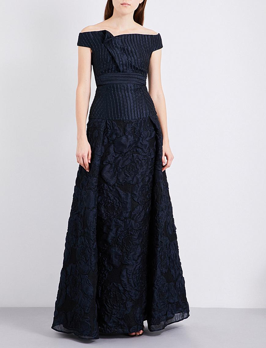Wedding Ideas by Colour: Blue Wedding Dresses | CHWV