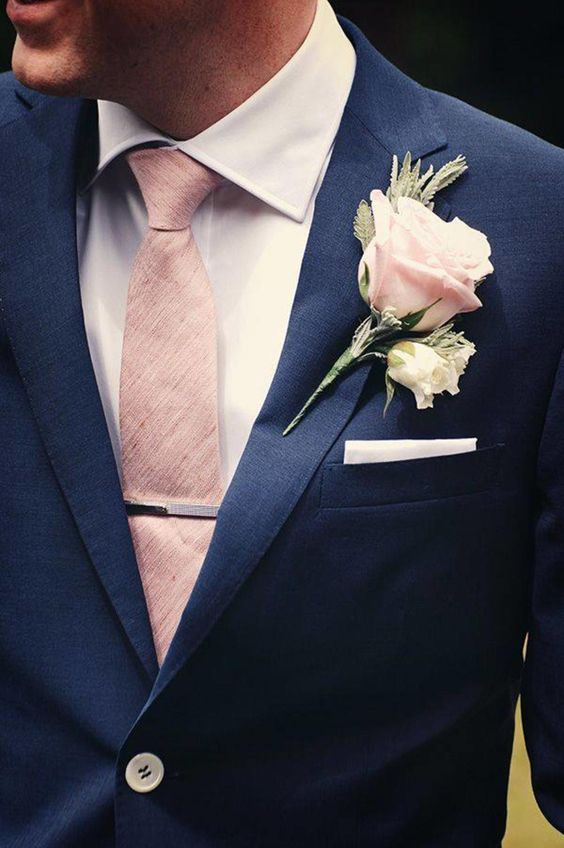 Blue Wedding Ideas | Wedding Suits | CHWV
