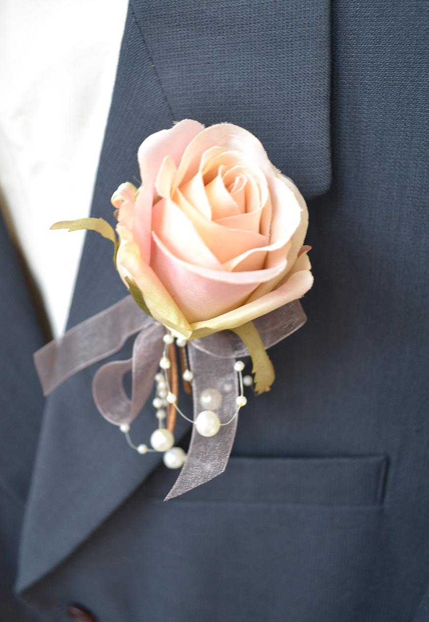 Wedding Ideas By Colour: Blush Bridesmaid Dresses | CHWV