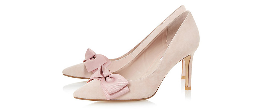 Wedding Ideas By Colour: Blush Wedding Theme - Spectacular Shoes | CHWV