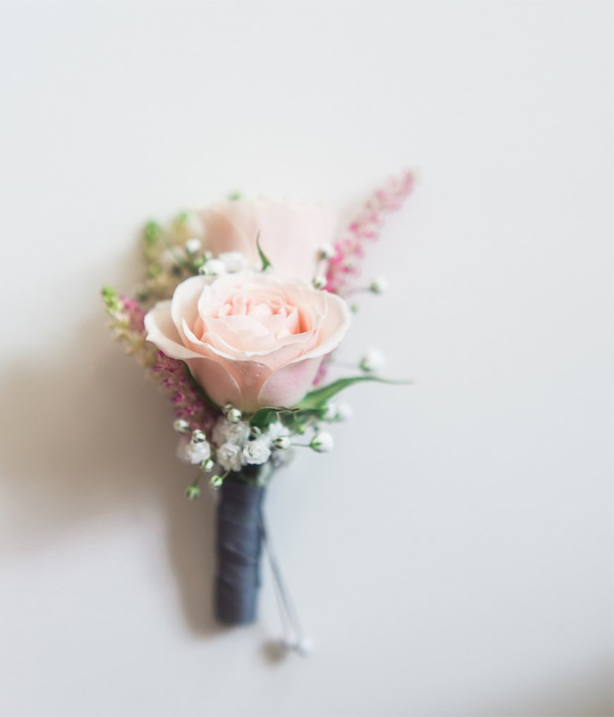 Wedding Ideas By Colour: Blush Wedding Theme - Fantastic flowers | CHWV