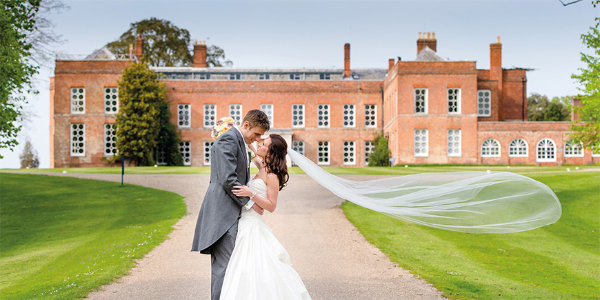 11 Marquee Wedding Venues You Won't Want To Miss - Braxted Park | CHWV
