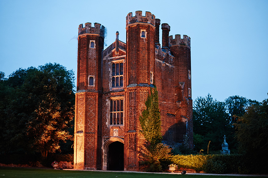 13 Breathtaking Country House Wedding Venues - Leez Priory | CHWV