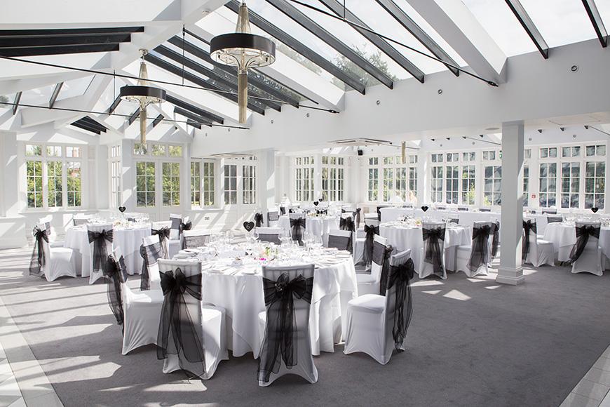 13 Breathtaking Country House Wedding Venues - Swynford Manor | CHWV