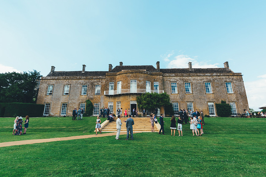 13 Breathtaking Country House Wedding Venues - Nettle Hill | CHWV