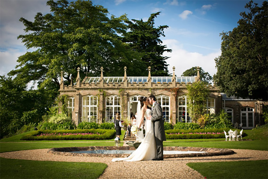 13 Breathtaking Country House Wedding Venues - St Audries Park | CHWV