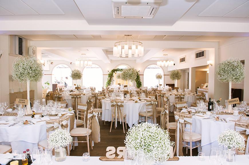 13 Breathtaking Country House Wedding Venues - The Italian Villa | CHWV