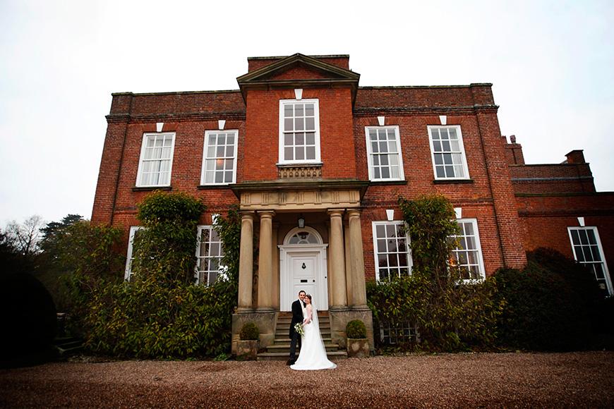 13 Breathtaking Country House Wedding Venues - Iscoyd Park | CHWV