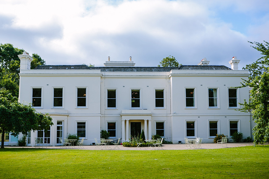 13 Breathtaking Country House Wedding Venues - Morden Hall | CHWV