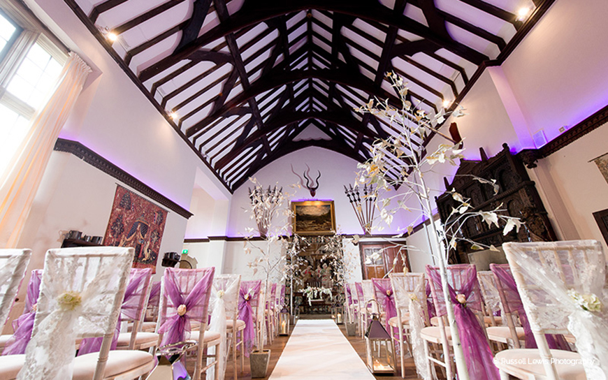 10 Incredible Wedding Venues In the West Midlands - Burton Court | CHWV