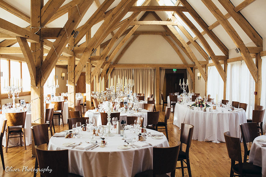 The best wedding venues in Cambridgeshire - Bassmead Manor Barns | CHWV