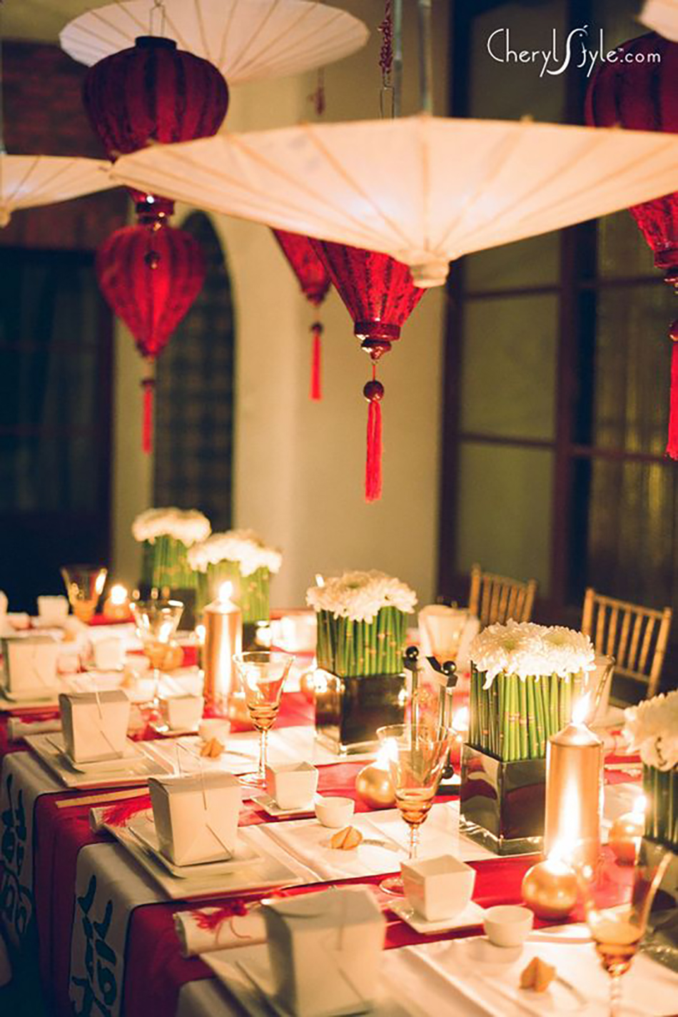Chinese New Year Themed Wedding Ideas | CHWV