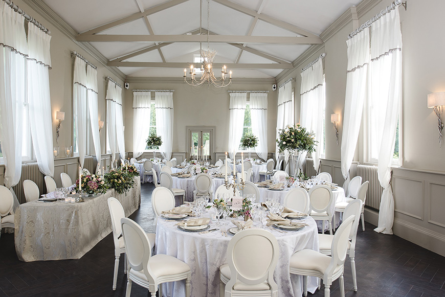 Wedding venue advice: how to choose your wedding venue - Morden Hall | CHWV