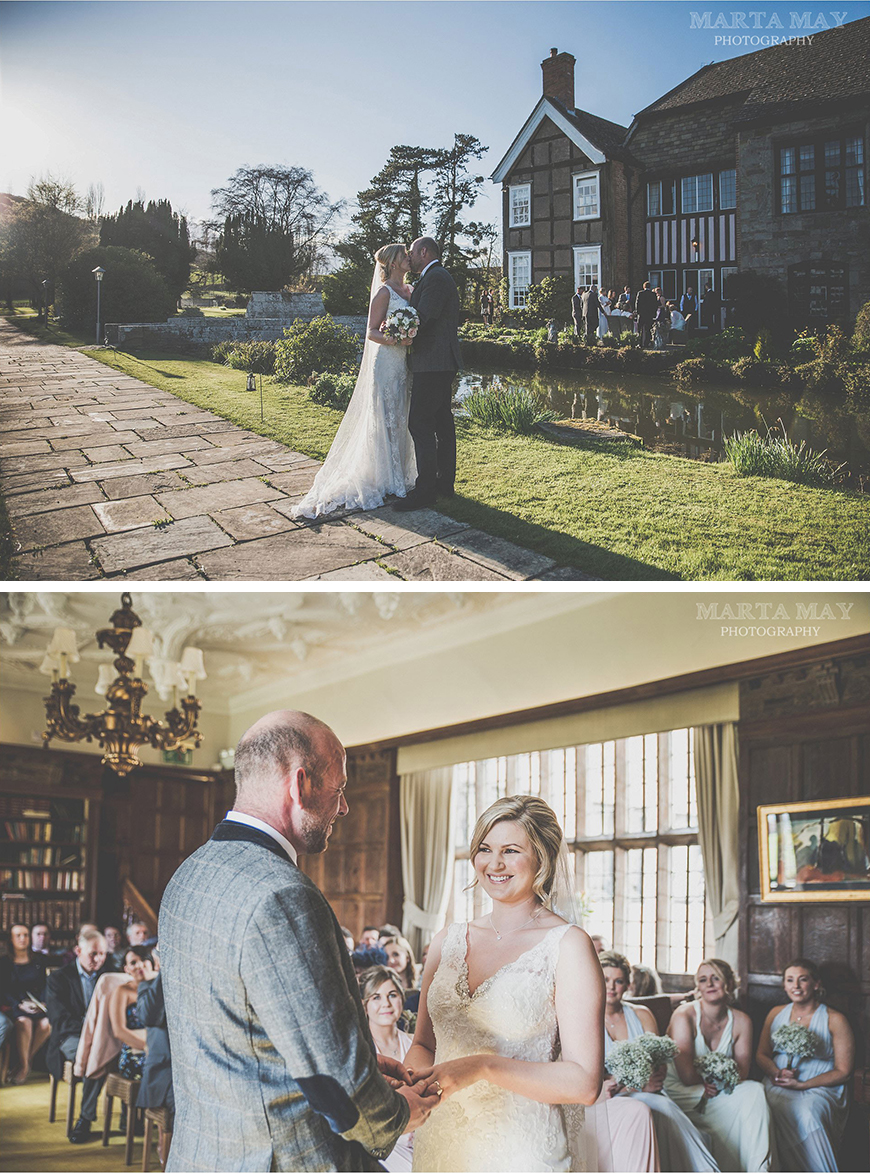 21 Classic Country House Wedding Venues - Brinsop Court | CHWV