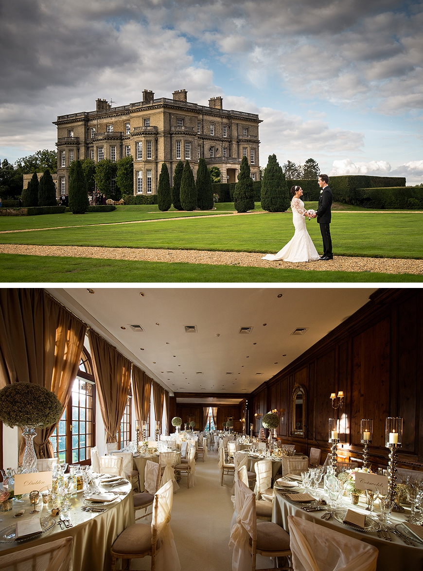 21 Classic Country House Wedding Venues - Hodsock Priory | CHWV