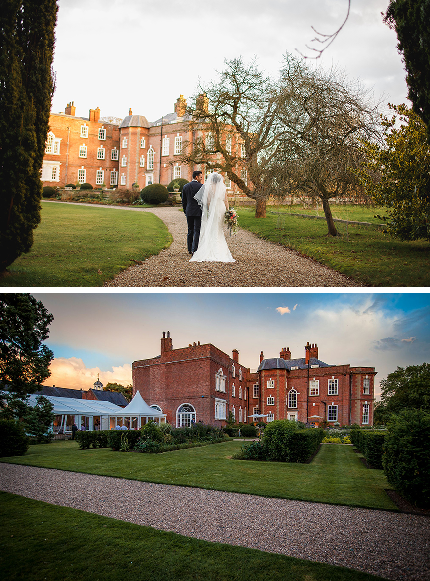 21 Classic Country House Wedding Venues - Iscoyd Park | CHWV