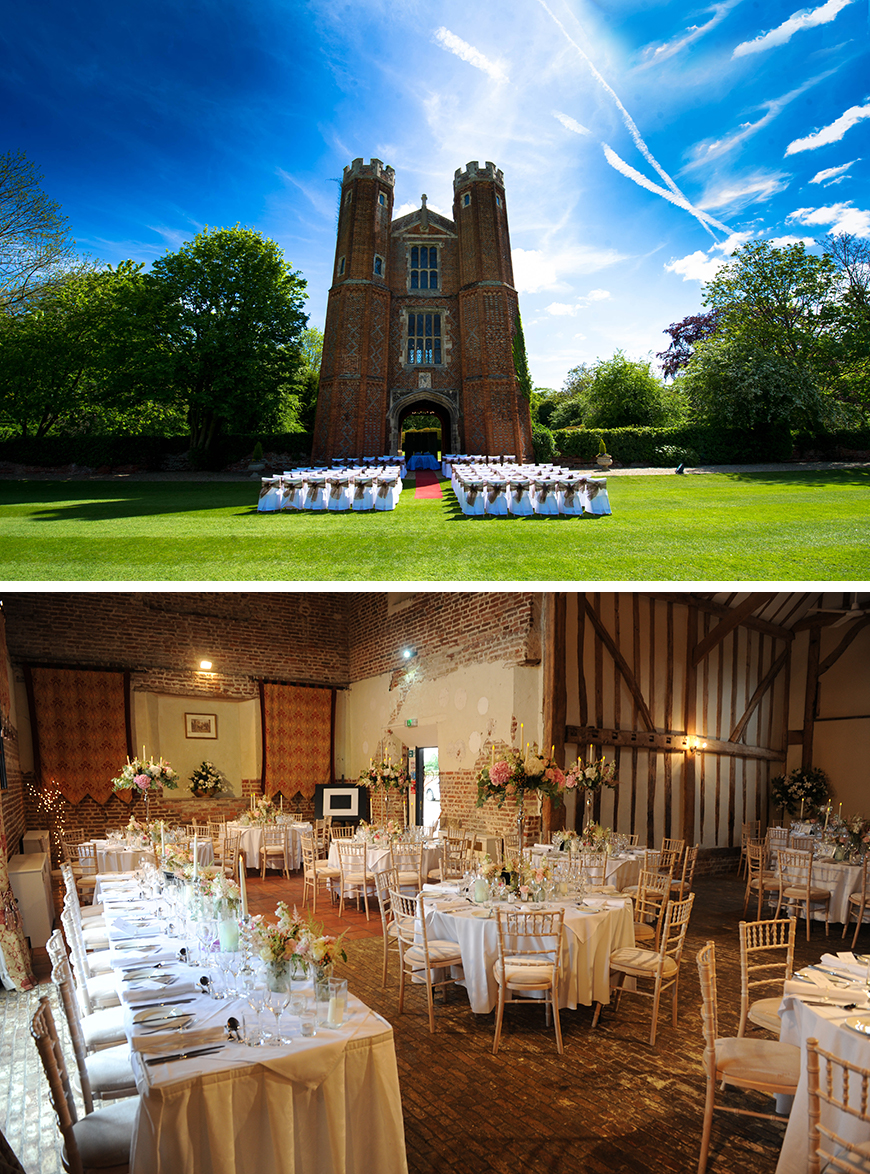 21 Classic Country House Wedding Venues - Leez Priory | CHWV