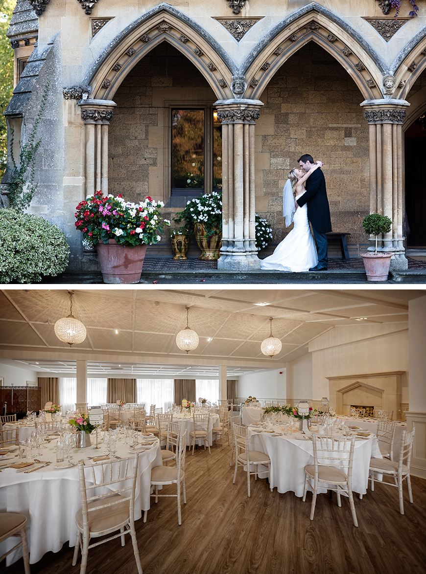 21 Classic Country House Wedding Venues - Manor by the Lake | CHWV