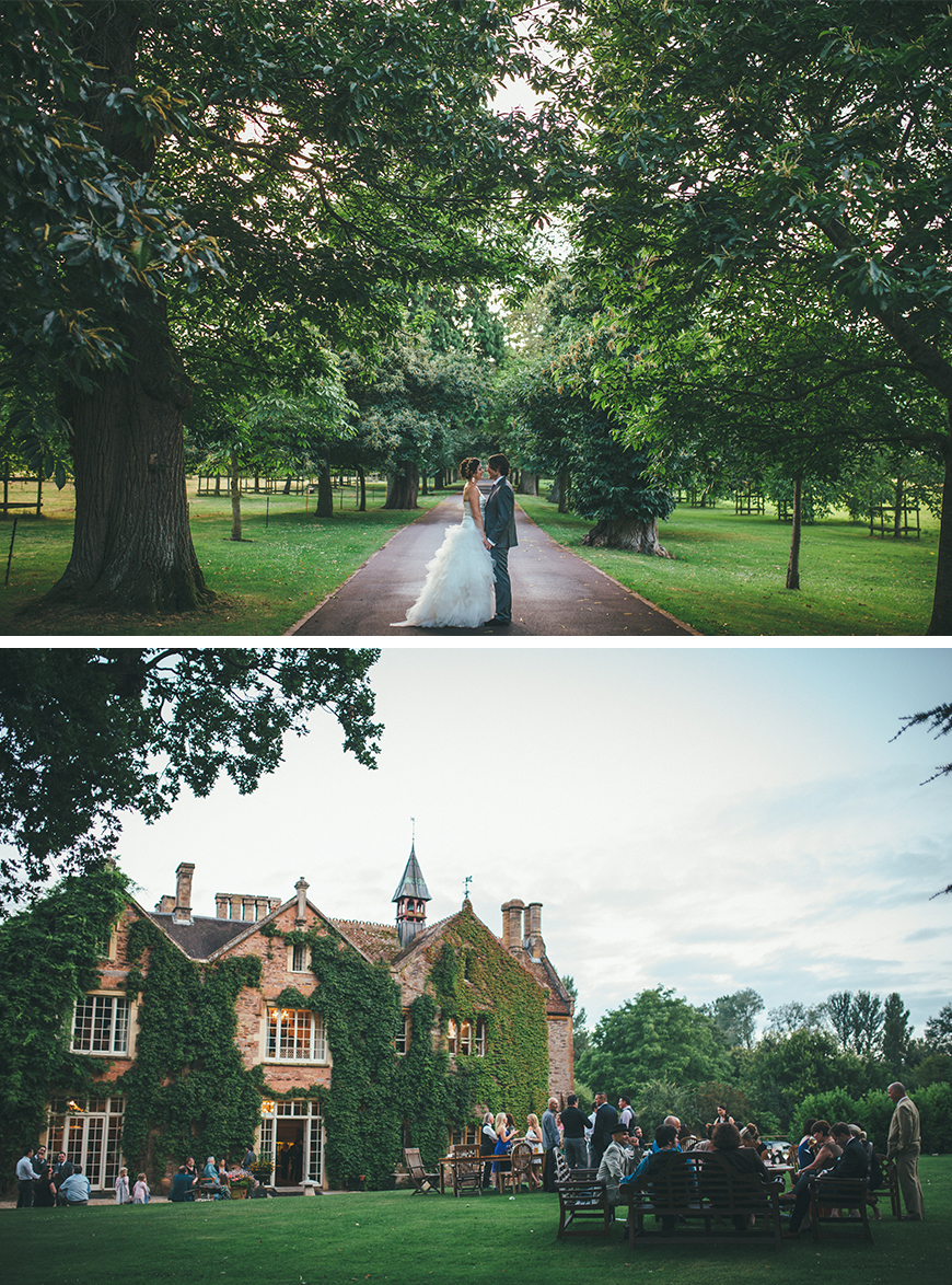 21 Classic Country House Wedding Venues - Maunsel House | CHWV