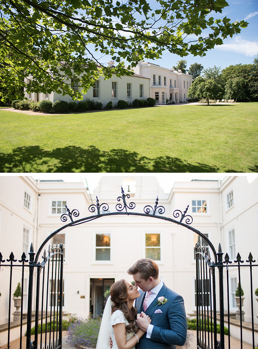 21 Classic Country House Wedding Venues - Morden Hall | CHWV