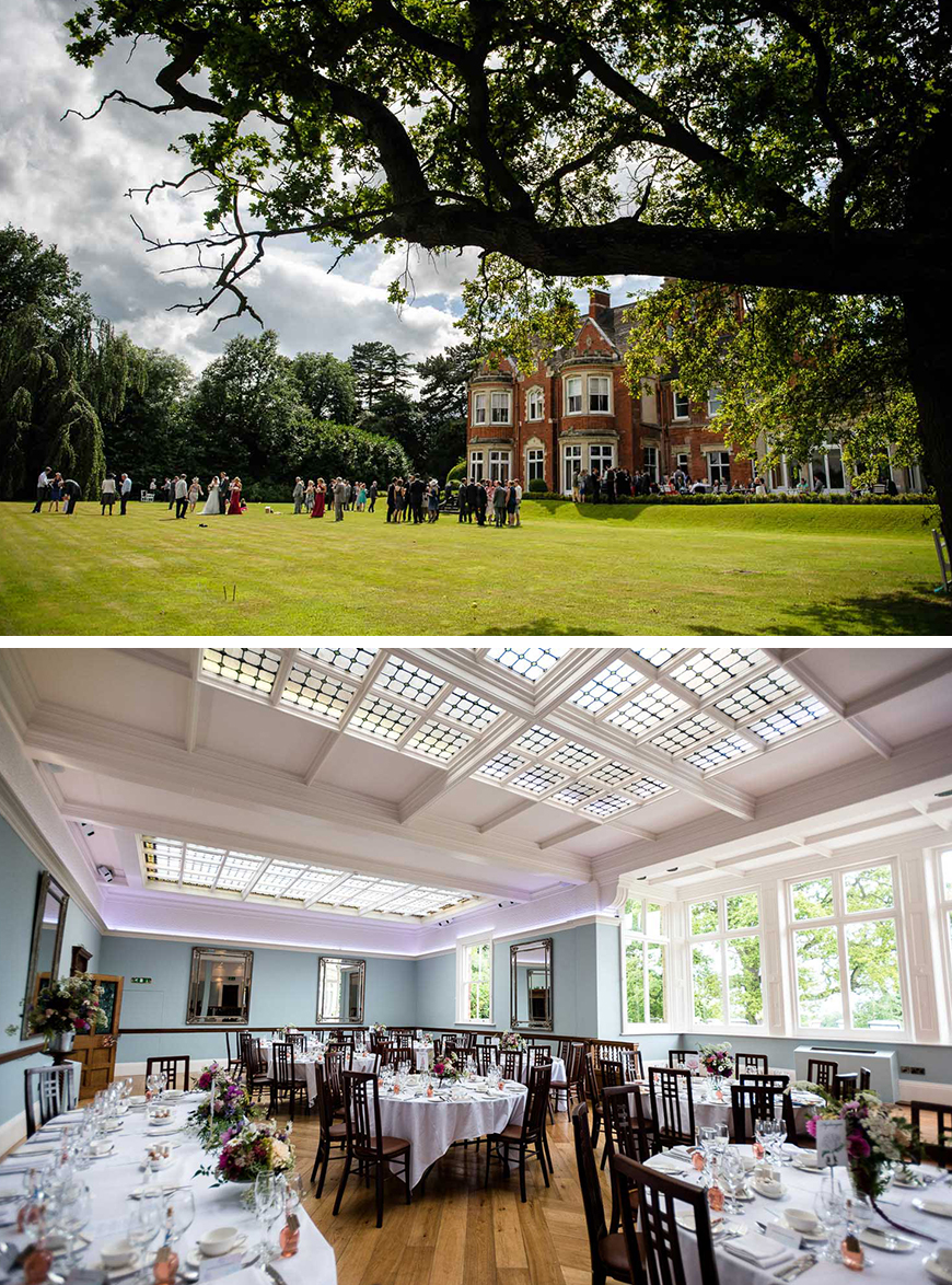 21 Classic Country House Wedding Venues - Pendrell Hall | CHWV