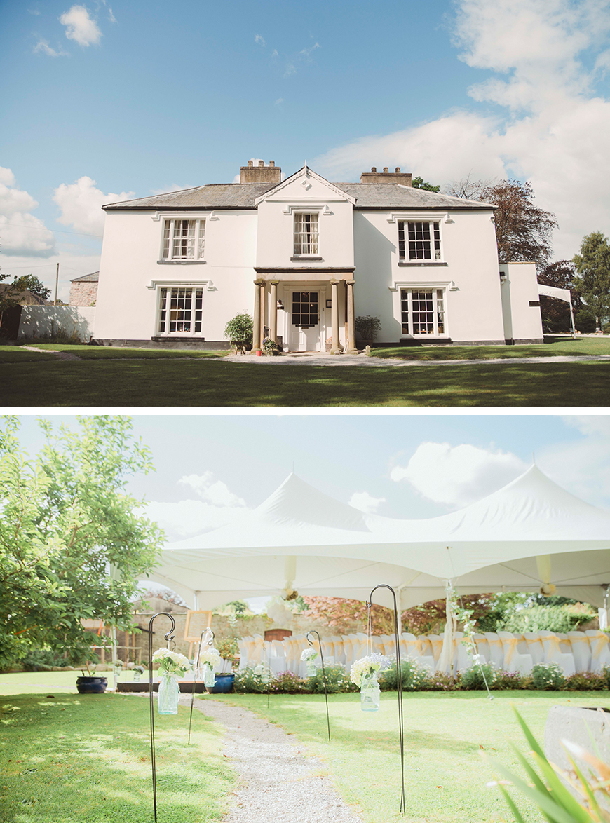 21 Classic Country House Wedding Venues - Pentre Mawr | CHWV