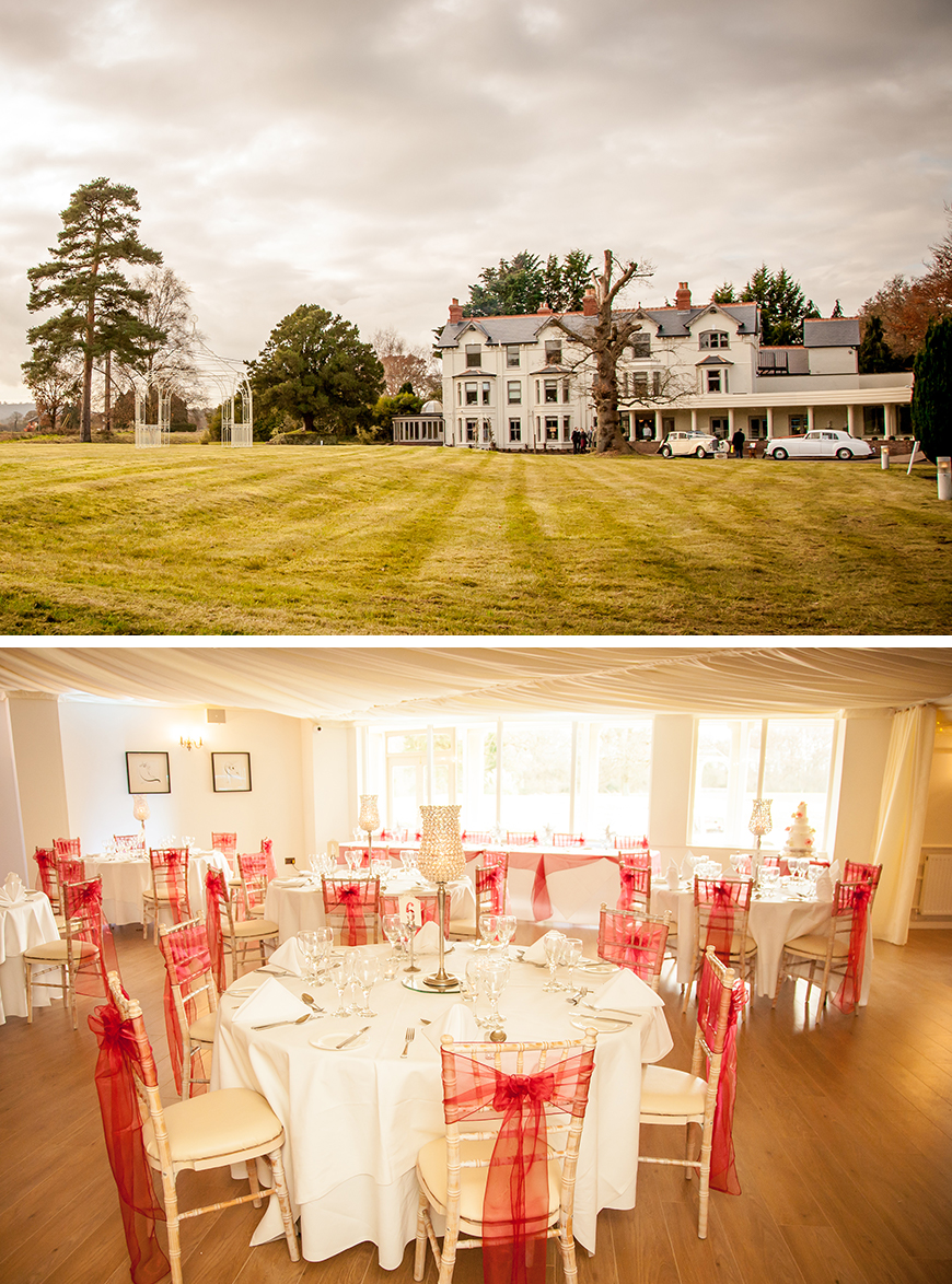 21 Classic Country House Wedding Venues - Southdowns Manor | CHWV