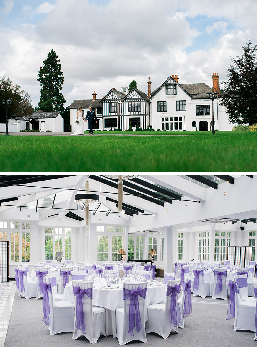 21 Classic Country House Wedding Venues - Swynford Manor | CHWV