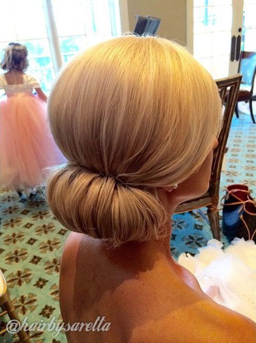 Wedding hair – Classic hair up ideas | CHWV