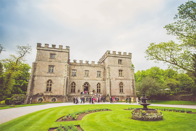4 Fantastic Castle Venues for Your Summer Wedding - Clearwell Castle | CHWV