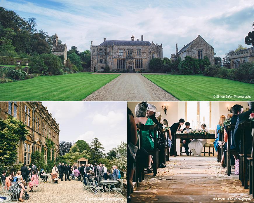Brympton House - Stunning Summer Wedding Setting
